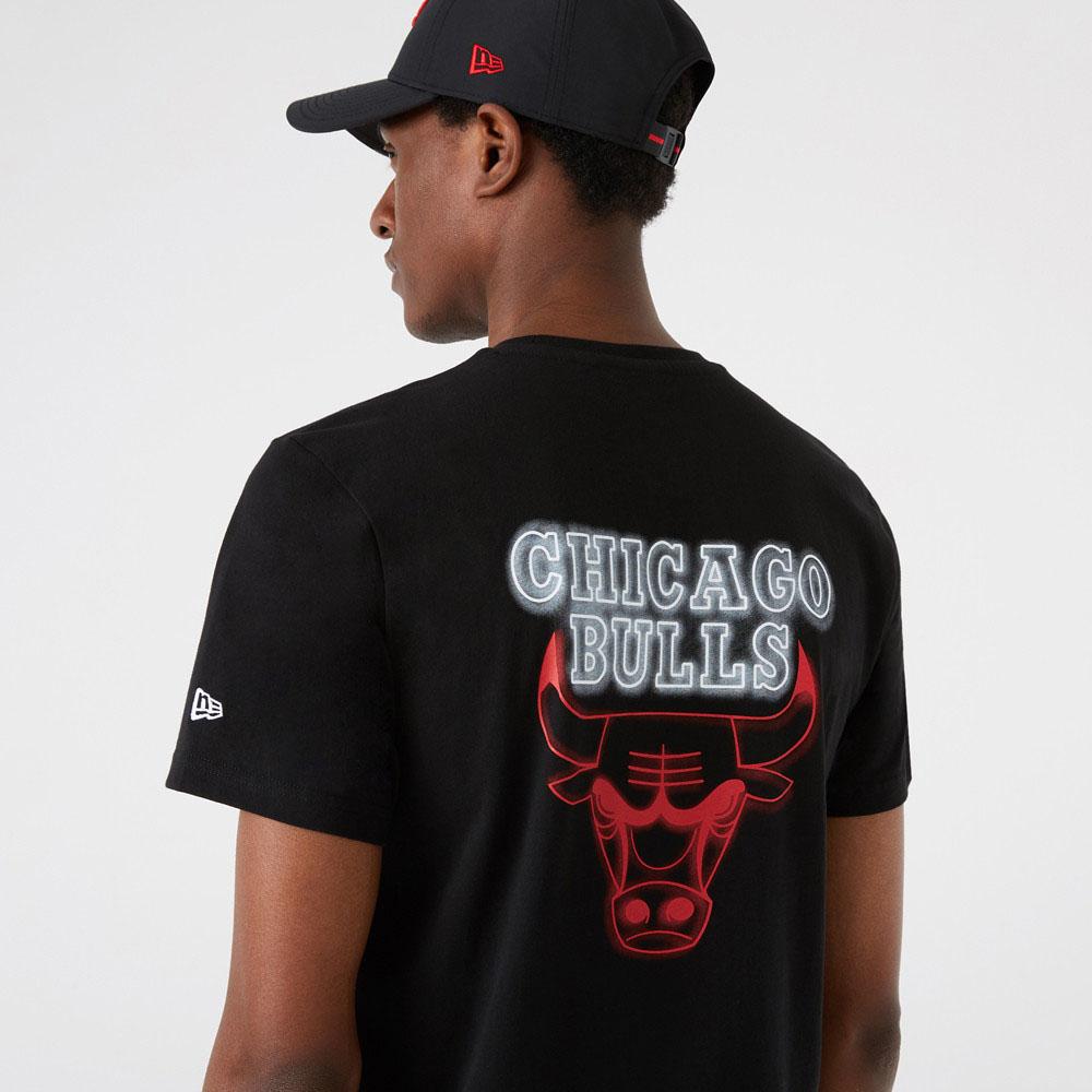 Maglia Chicago Bulls NBA Neon New Era NEW ERA   -89515098   12827212BLK