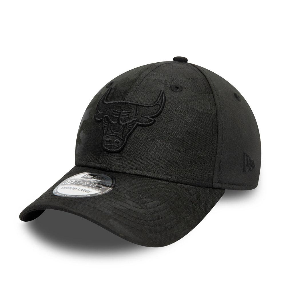 Cappello Chicago Bulls Camo 39Thirty Cap New Era NEW ERA | 26 | 60141498BLK
