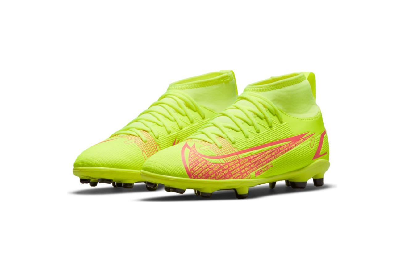 Nike Mercurial Superfly 8 Club MG Jr. NIKE PERFORMANCE   -898504703   CV0790760