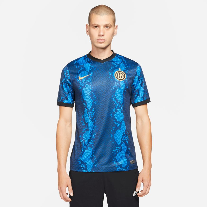 Maglia Inter Stadium Home 2021/22 Nike NIKE PERFORMANCE   270000021   CV7900414