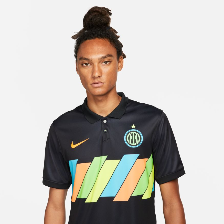 Terza Maglia Inter Stadium 2021/22 Nike NIKE PERFORMANCE   270000021   DB5899011