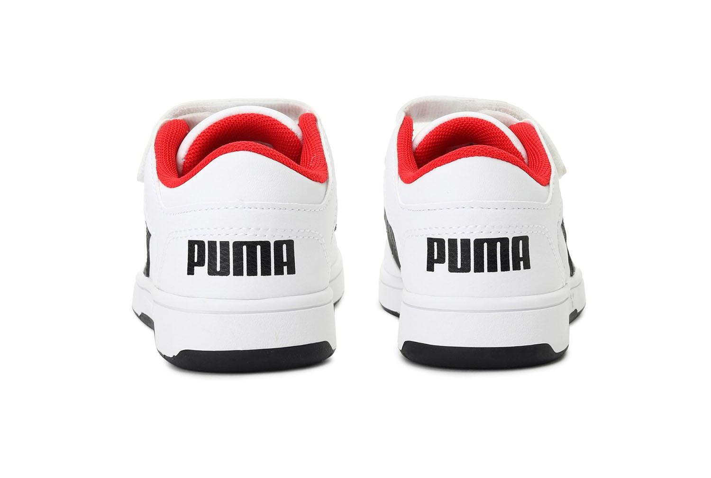 Puma Rebound Layup Lo SL V PS Bambini PUMA   734540035   370492001
