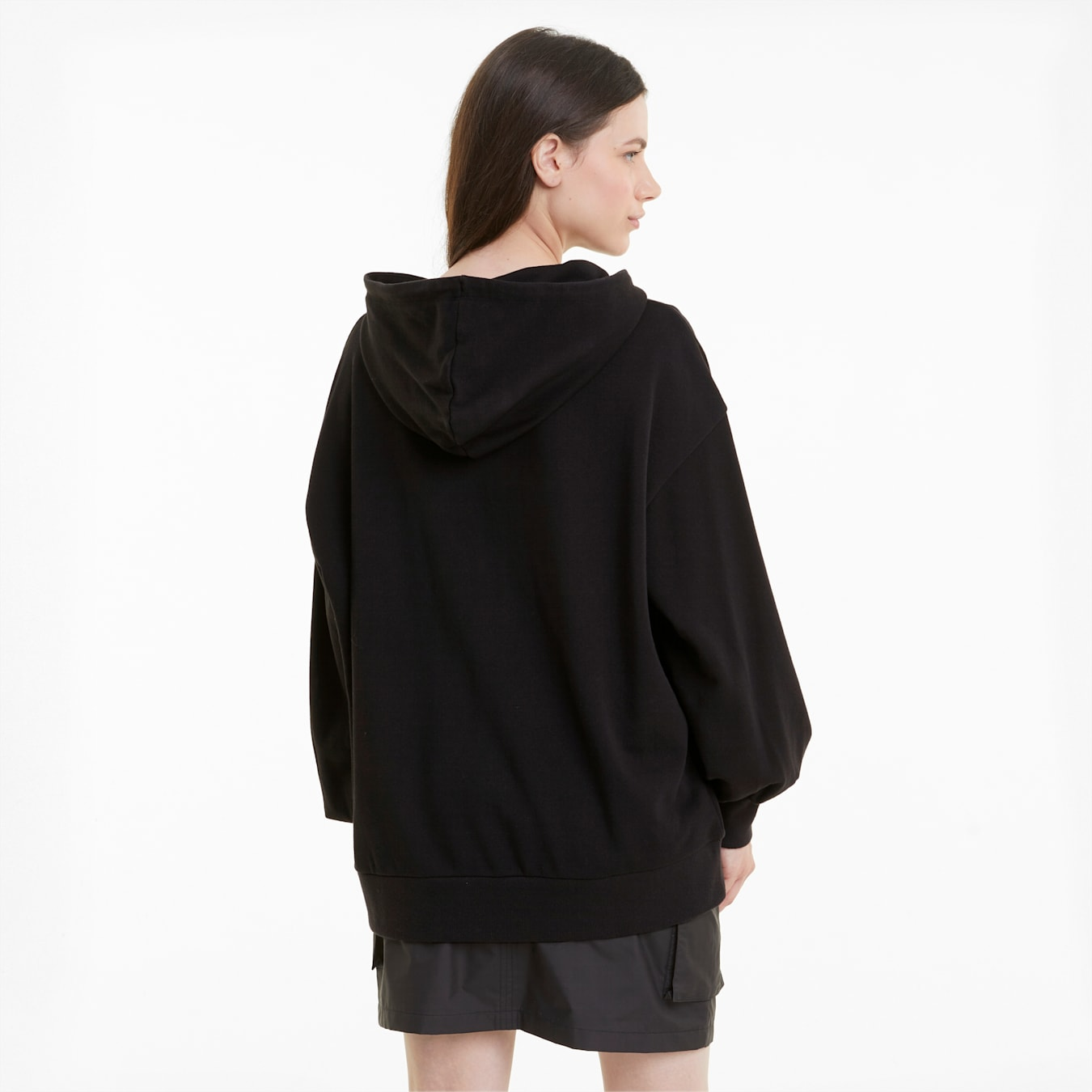 Felpa donna puma oversize Classics PUMA | 92 | 530412001
