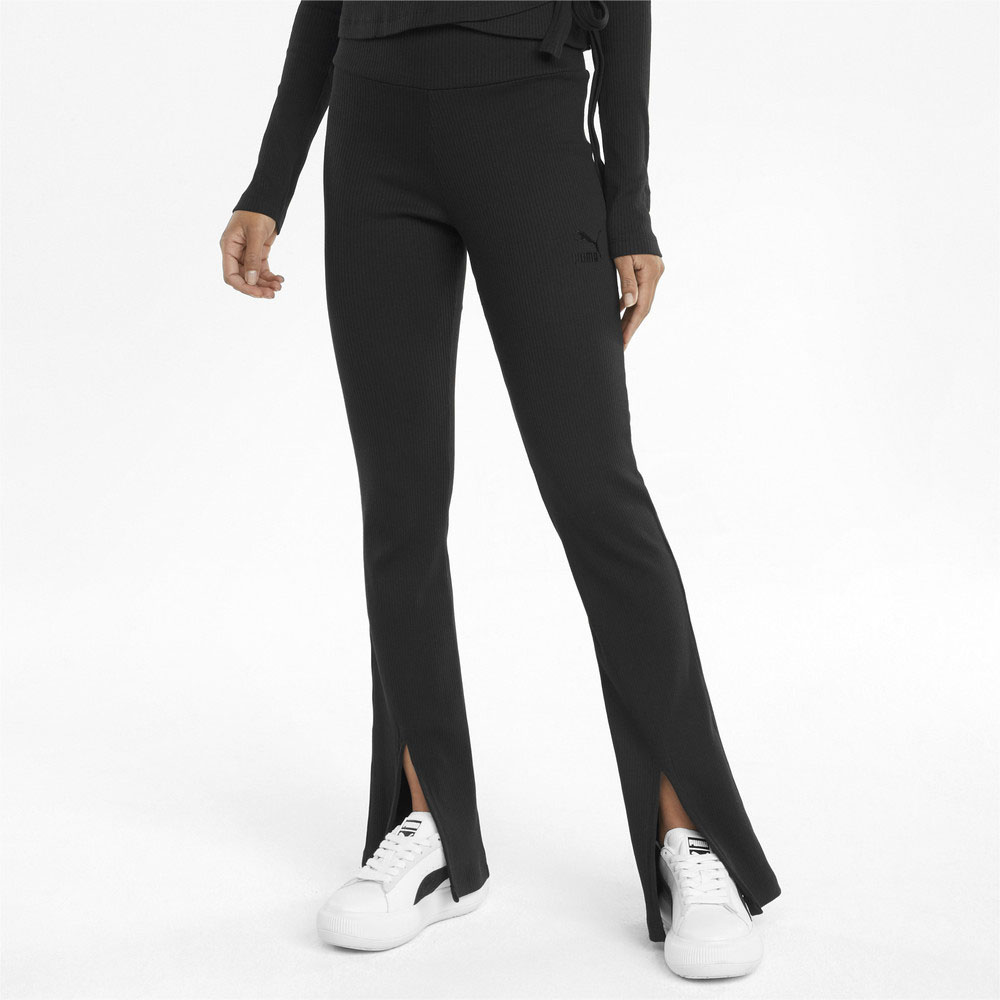 Pantaloni donna Puma con spacco Classics PUMA   115   531614001