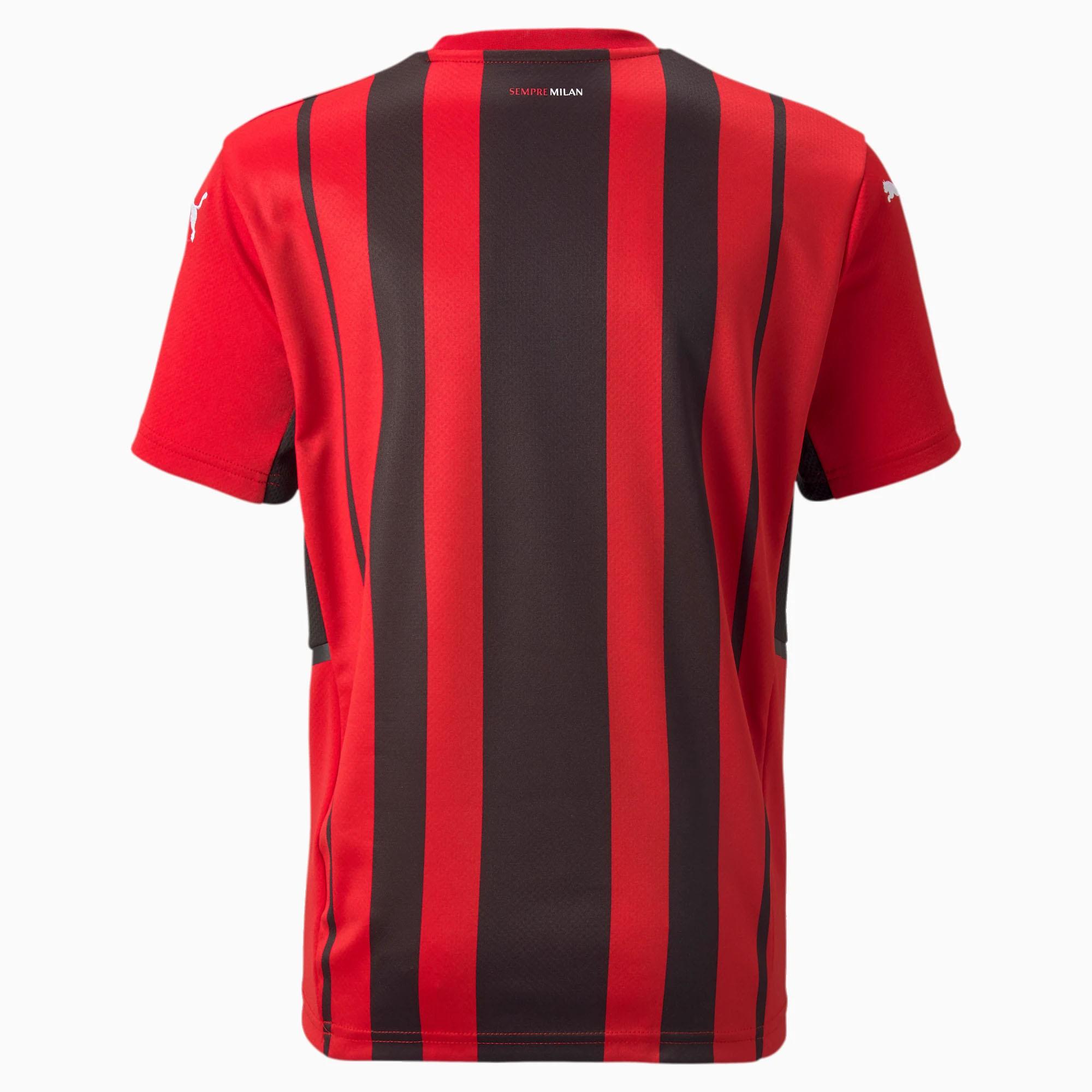 Maglia da bambino/ragazzo AC Milan Home 2021/22 Puma PUMA   270000021   759123001