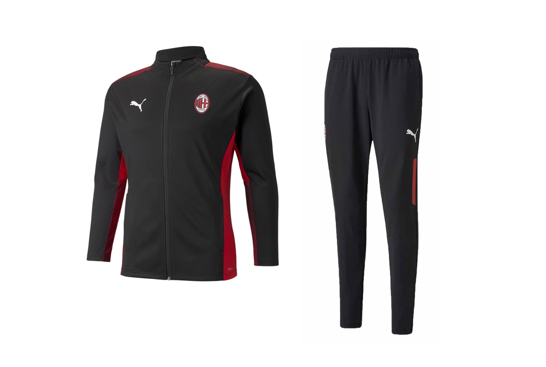 Tuta AC Milan 2021/22 Puma PUMA | 270000020 | 764132005