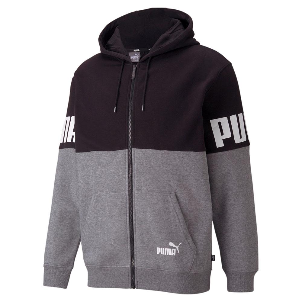 Felpa Puma Power Colorblock PUMA   92   846104001