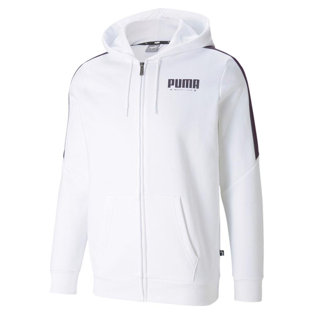 Felpa Puma Cyber Fz Hoodie PUMA   92   848175002