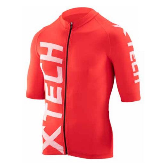 Maglia da Ciclismo XTech Speed XTECH | 270000045 | SPEEDROSSA