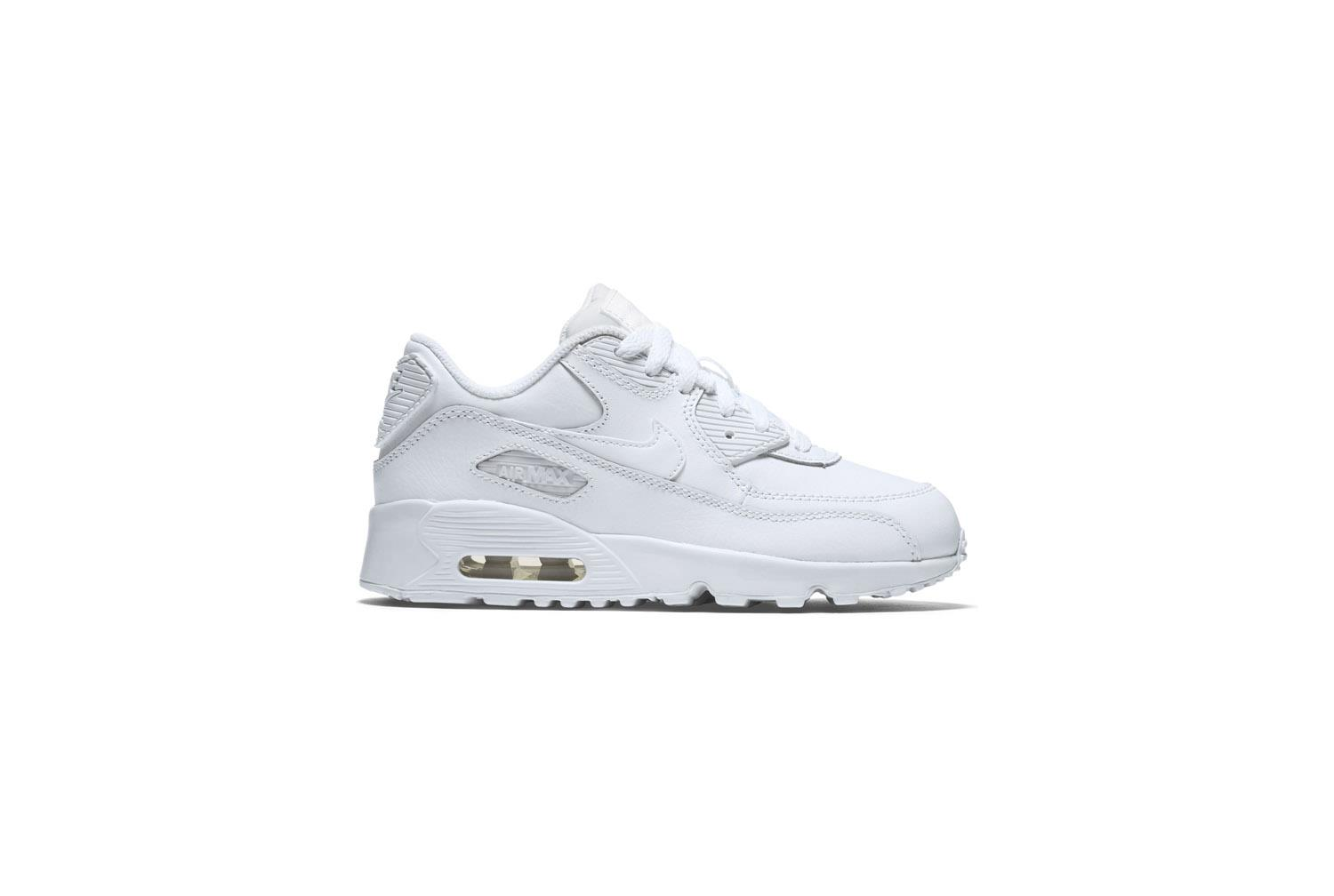 Nike Air Max 90 Leather PS Bambini NIKE AS | 734540035 | 833414100