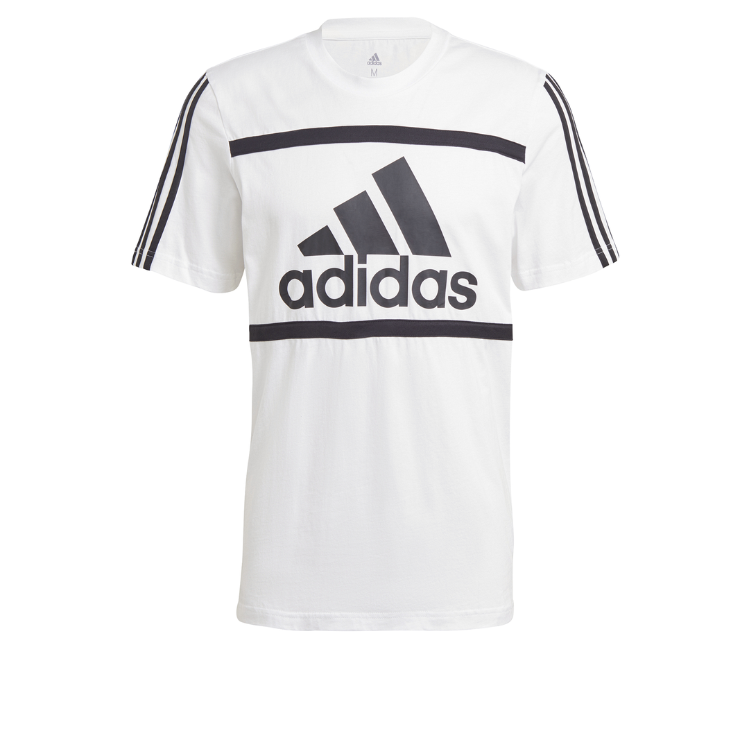T-shirt adidas Essentials Logo Colorblock ADIDAS CORE | -89515098 | GK8911-