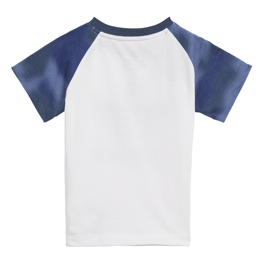 Completo Adidas Neonati Camo Print Shorts And Tee ADIDAS ORIGINALS   270000019   GN4110-