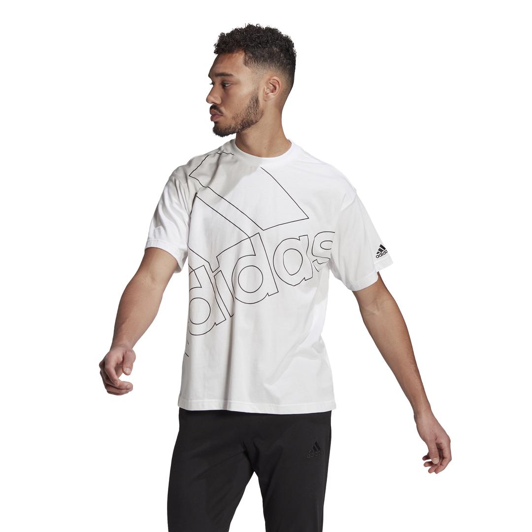 T-shirt adidas Giant Logo ADIDAS PERFORMANCE | -89515098 | GK9424-