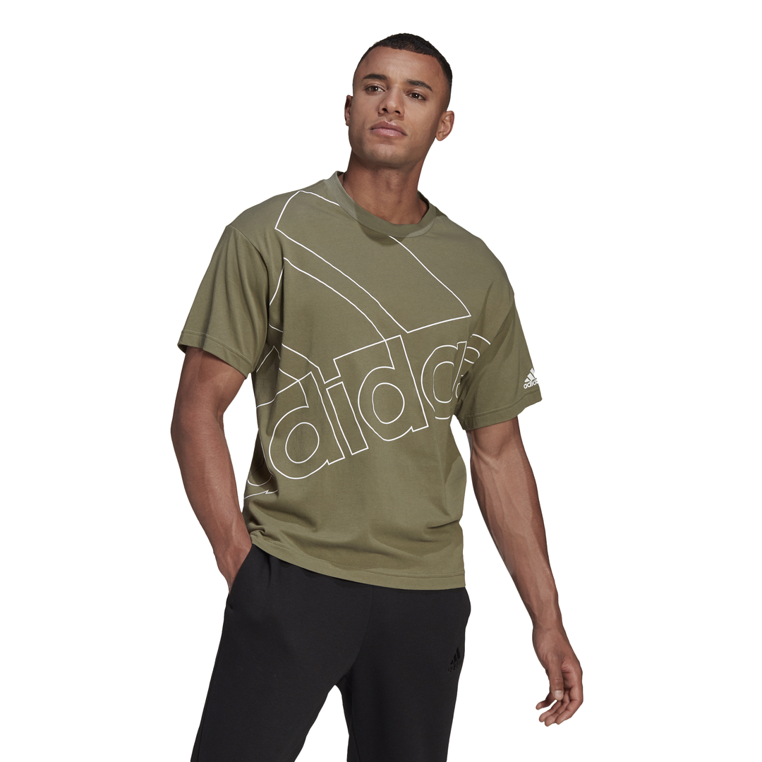 T-shirt Giant Logo ADIDAS PERFORMANCE   -89515098   GK9428-