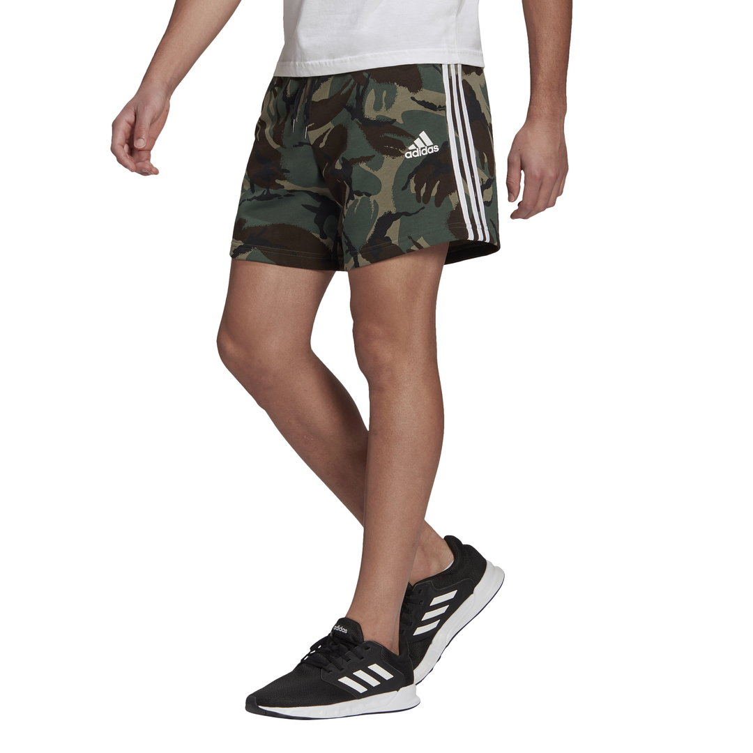Short adidas Essentials French Terry Camouflage ADIDAS PERFORMANCE | 2132079765 | GK9621-