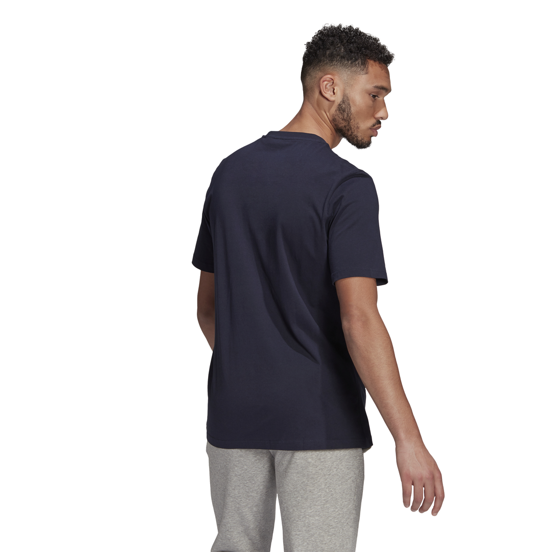 T-shirt Essentials Embroidered Small Logo ADIDAS PERFORMANCE   -89515098   GK9649-