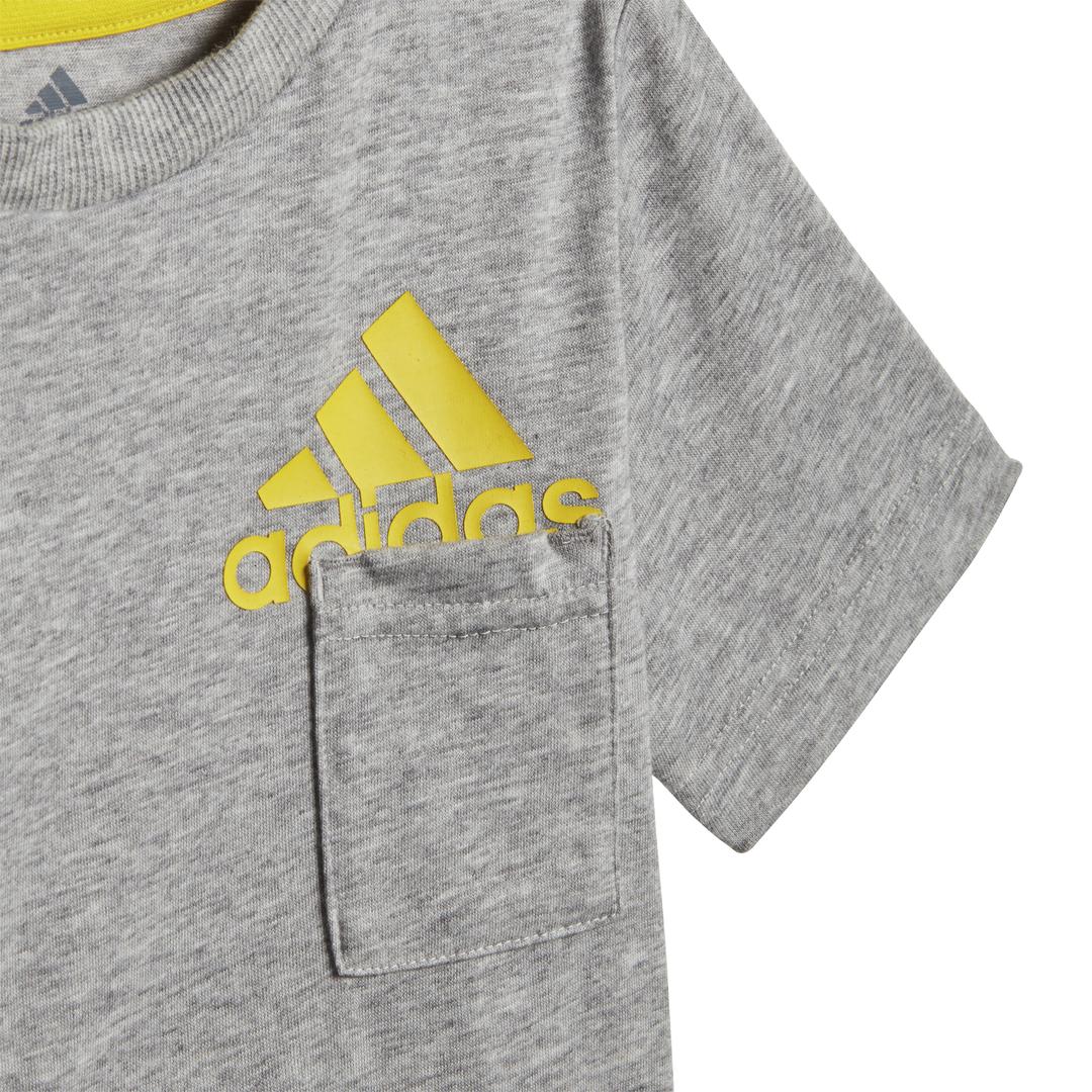 Completo per Neonati Adidas Badge of Sport ADIDAS PERFORMANCE | 270000019 | GM8944-