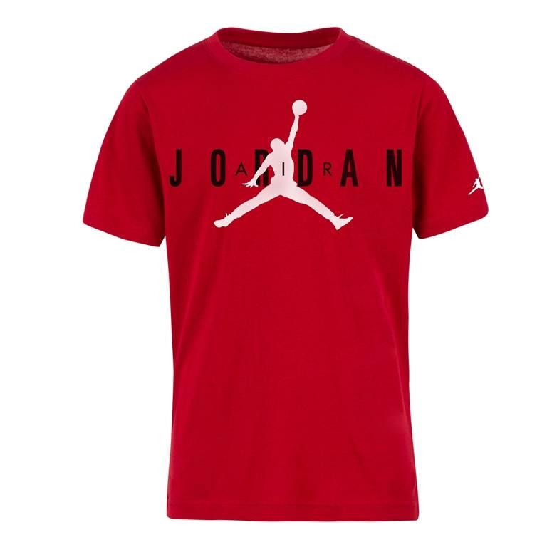 Maglia da bambino/ragazzo Jordan JumpMan Brand Tee JORDAN   -89515098   955175R78