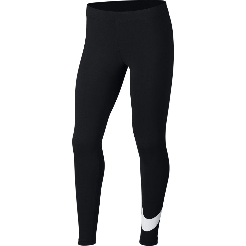 Leggings da Bambina/Ragazza Nike Sportswear Swoosh NIKE SG   270000023   AR4076010