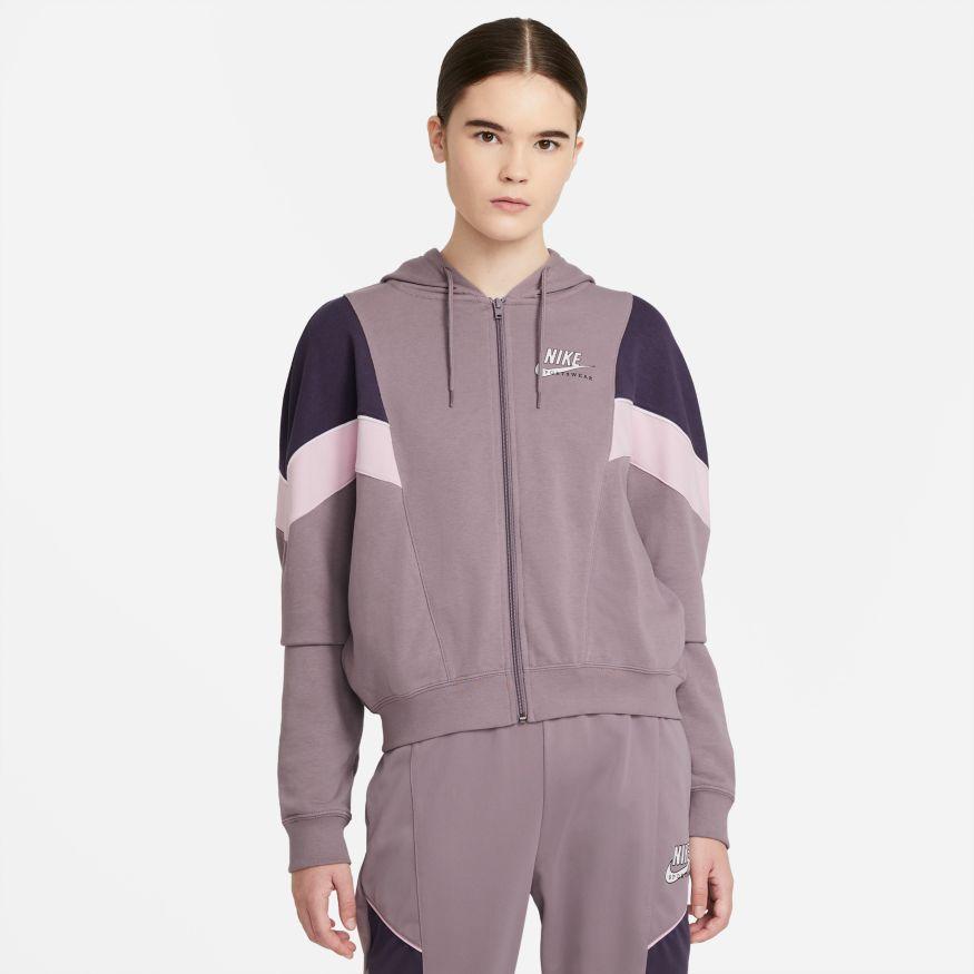 Felpa da donna Nike Sportswear Heritage NIKE SG | 92 | CZ8600531