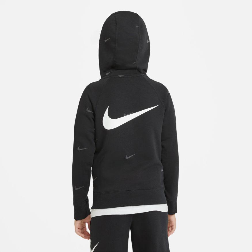Felpa da bambino/ragazzo Nike Sportswear Swoosh NIKE SG | 92 | DA0768010
