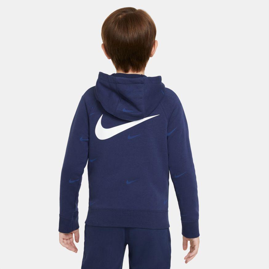 Felpa da bambino/ragazzo Nike Sportswear Swoosh NIKE SG   92   DA0768410