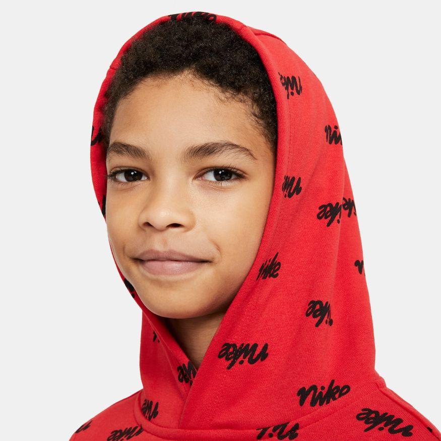 Felpa da bambino/ragazzo Nike Sportswear Script NIKE SG | 92 | DB3257657