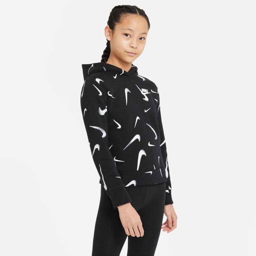 Felpa da bambina/ragazza Nike Sporswear Printed NIKE SG | 92 | DC3429010