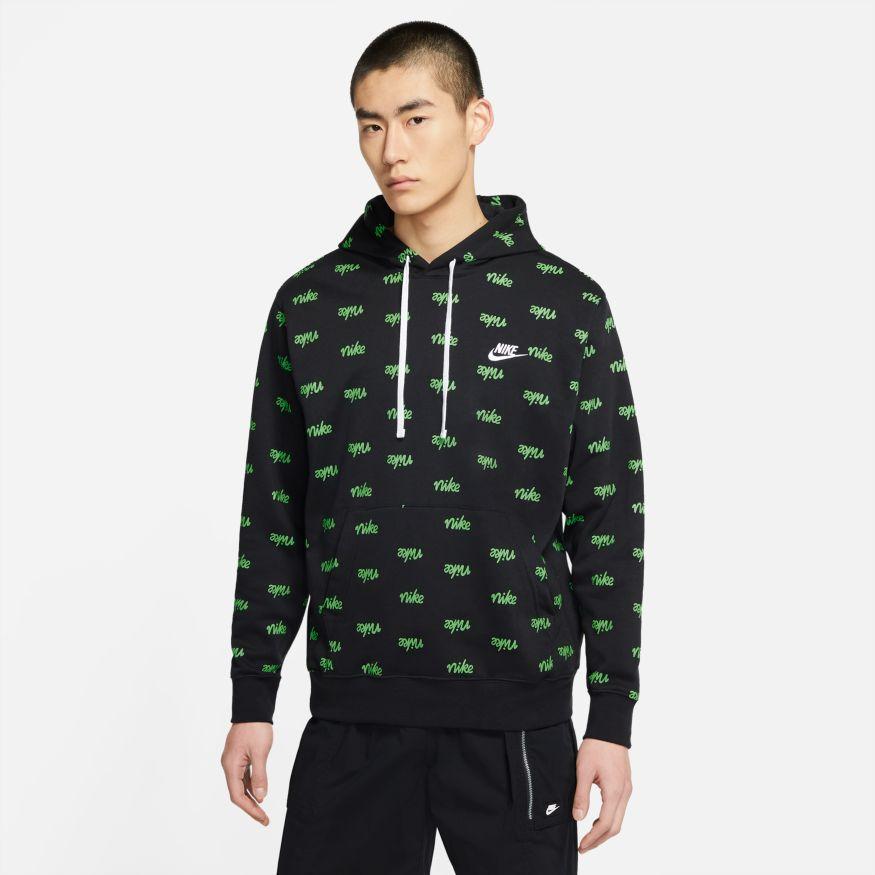 Felpa Nike Sportswear Allover Print NIKE SG   92   DC8090010