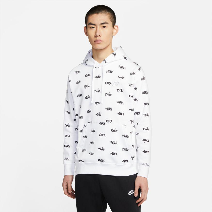 Felpa Nike Sportswear Allover Print NIKE SG   92   DC8090100
