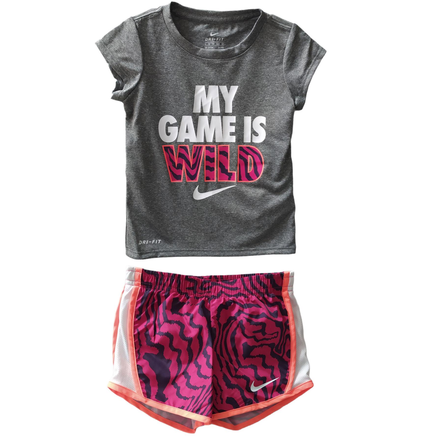 Completo Nike DriFit da Bambina NIKE   19   36H584A0I