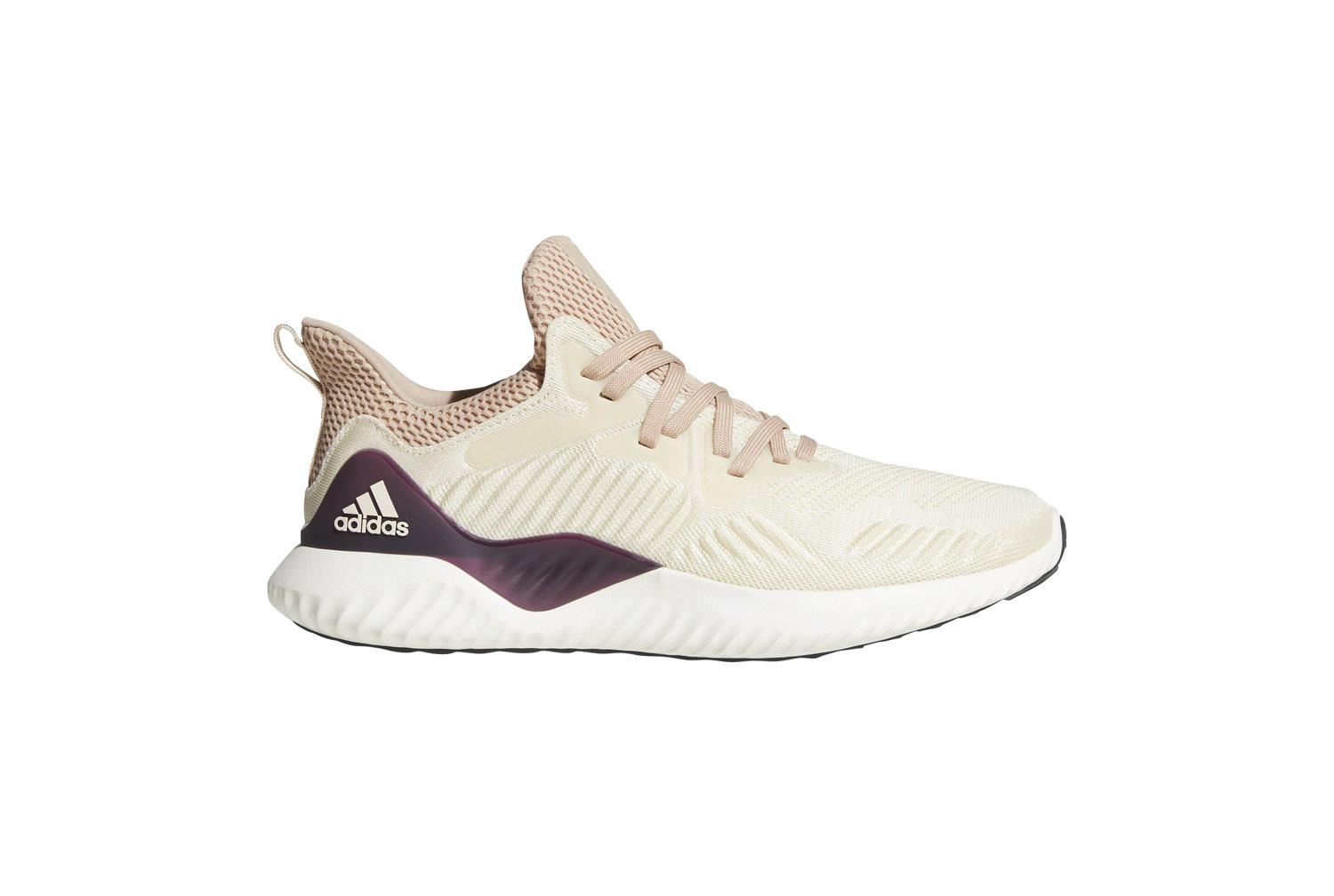 adidas alphabounce bianche e rosse donna