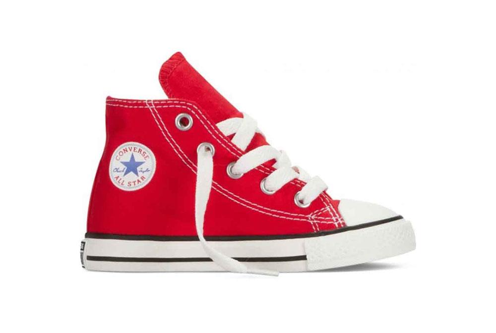 Converse Chuck Taylor All Star Hi Neonati CONVERSE | 270000016 | 7J232C-