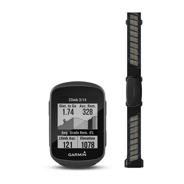 Garmin Edge 130 Plus con Fascia Cardio GARMIN   270000034   010-02385-11-