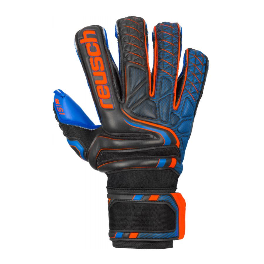Guanti da Portiere Reusch Attrakt S1 Evolution Finger Support REUSCH | 113 | 50702387083