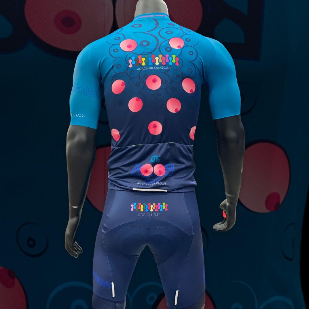 Completo da Ciclismo Alè ABC Boobs ABC ANACLERICO SPORT BYKE CLUB | 270000035 | BOOBSS-