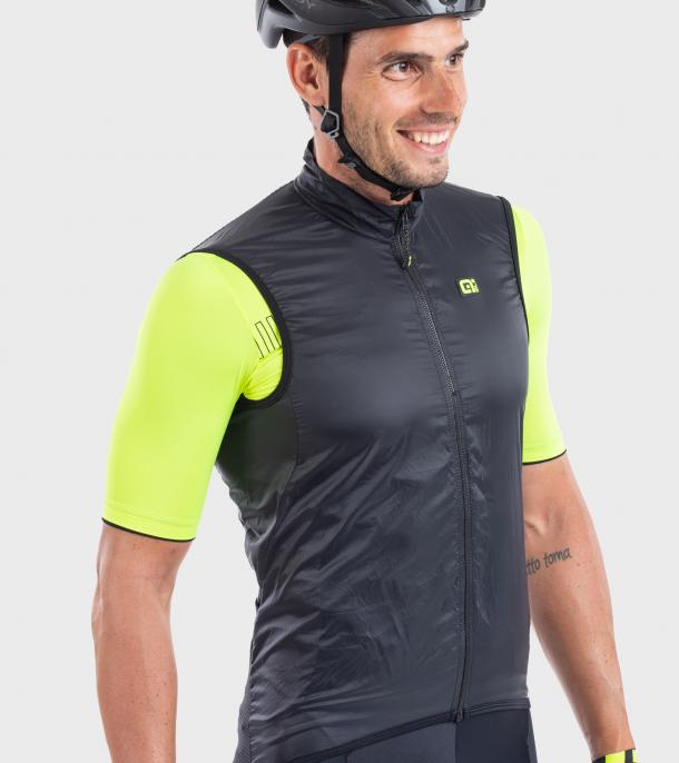 Gilet Antivento da Ciclismo Alè Vento 2.0 ALE