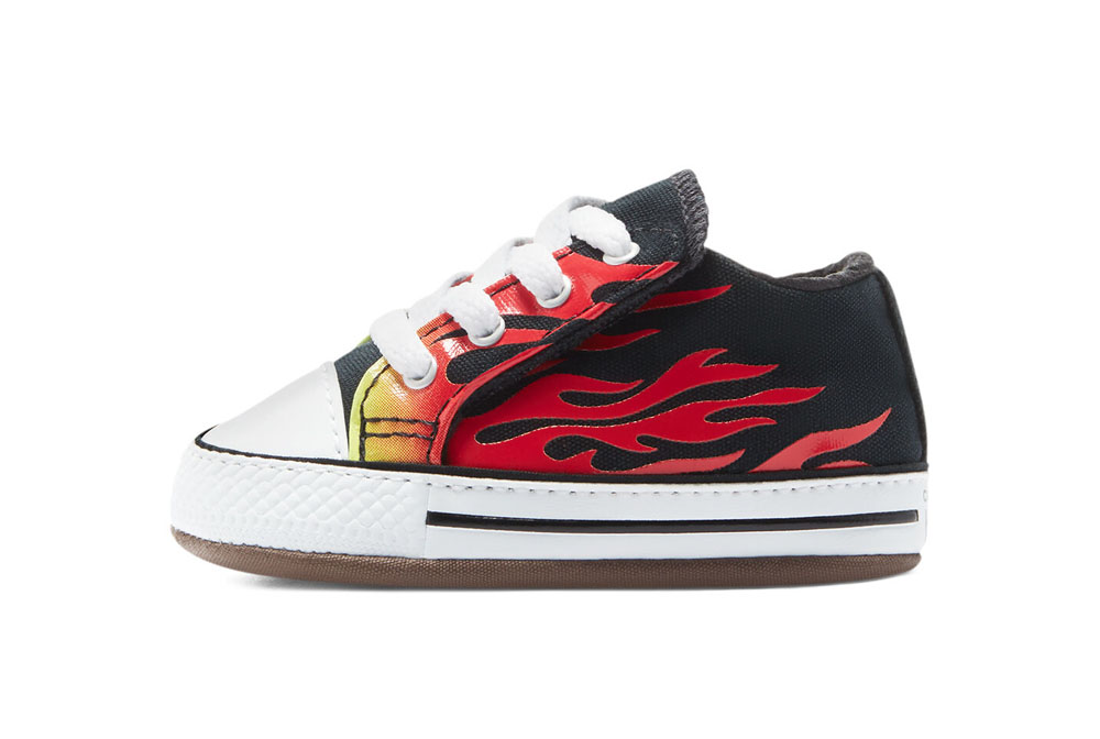 Converse Archive Flames Chuck Taylor All Star Cribster Mid CONVERSE | 270000062 | 870414C-