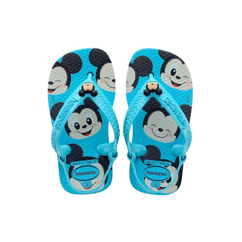Infradito Havaianas Baby Disney Classic Bimbi Piccoli HAVAIANAS | 1848030101 | 41370070031