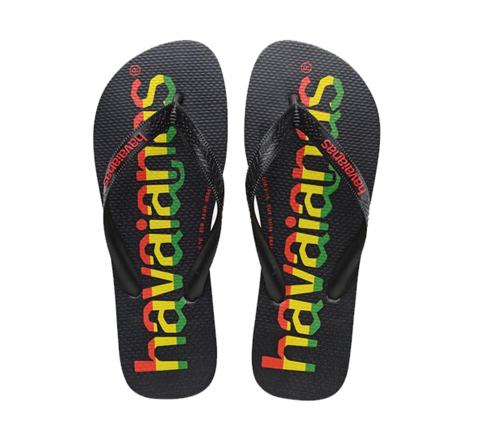 Infradito Havaianas Top Logomania HAVAIANAS   1848030101   41442647652