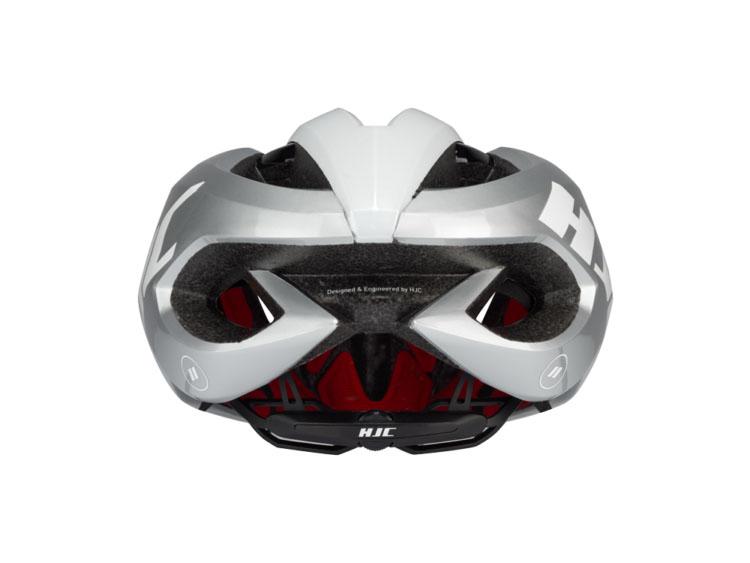 Casco da Ciclismo HJC Valeco HJC | 2132079768 | VALECOSILVER/WHITE