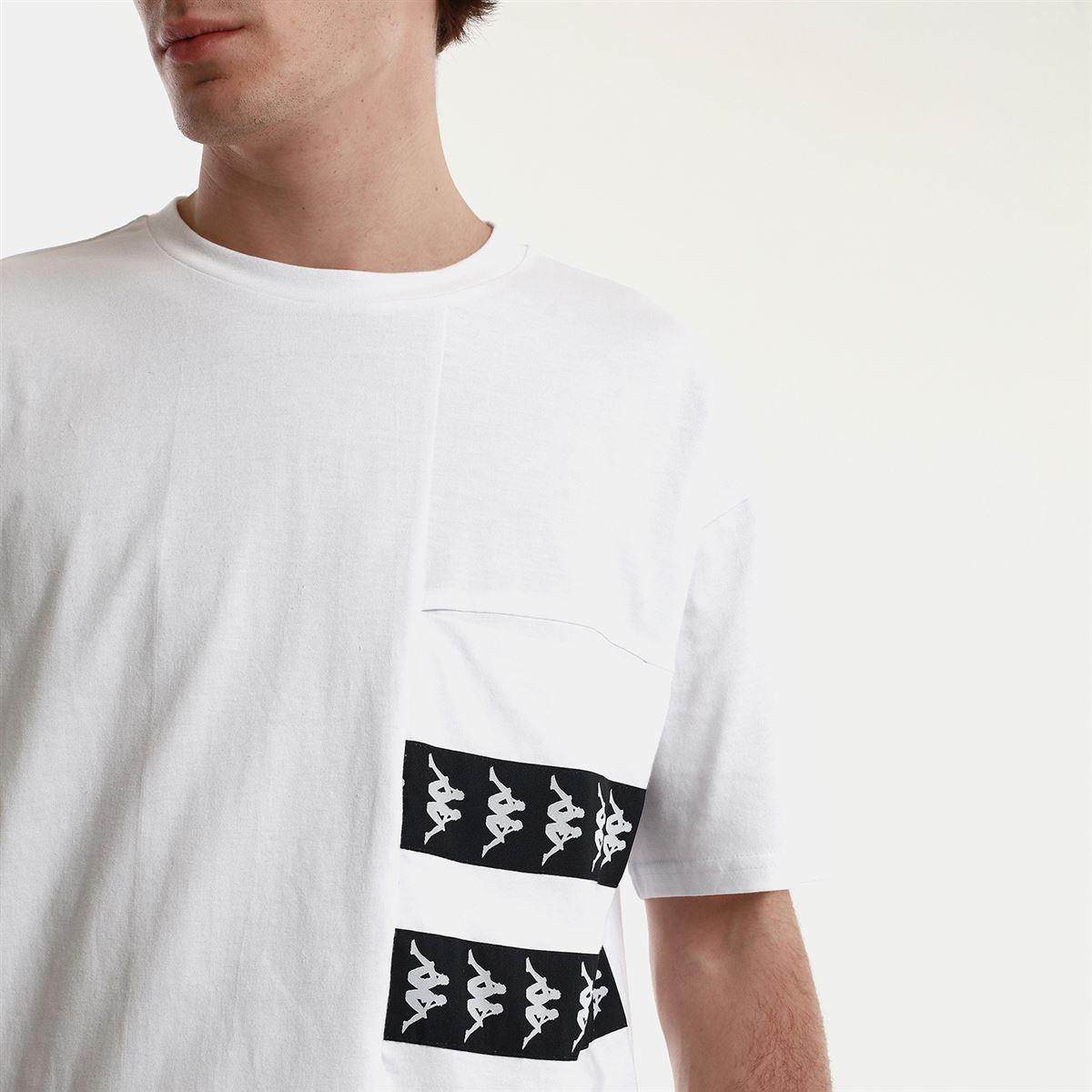 T-Shirt Kappa 222 Banda Efto KAPPA   -89515098   3117CJWBZC