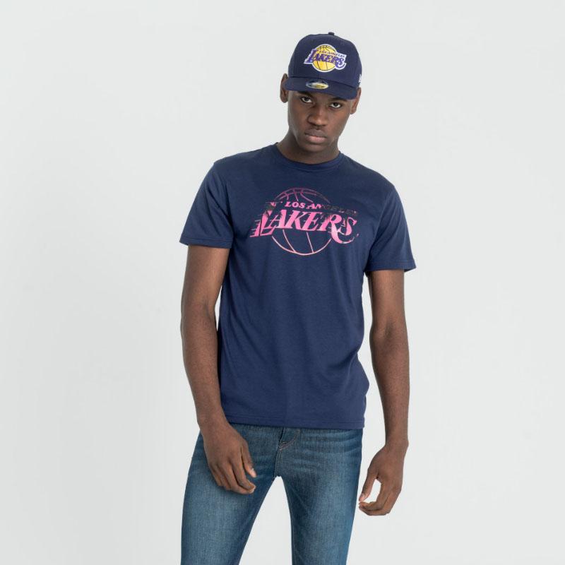 Maglia LA Lakers Summer City New Era NEW ERA | -89515098 | 11569530LNV