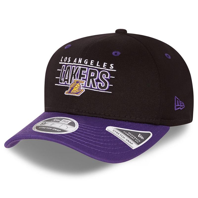 Cappello LA Lakers Snap 9Fifty New Era NEW ERA | 26 | 60137491BLK