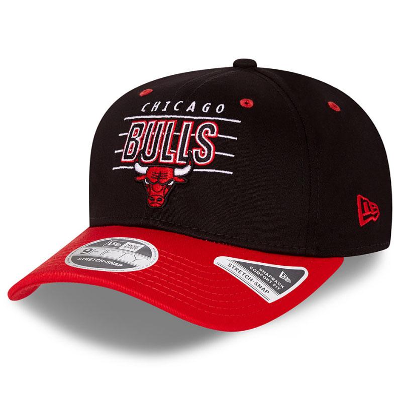Cappello Chicago Bulls Snap 9Fifty New Era NEW ERA | 26 | 60137566BLK