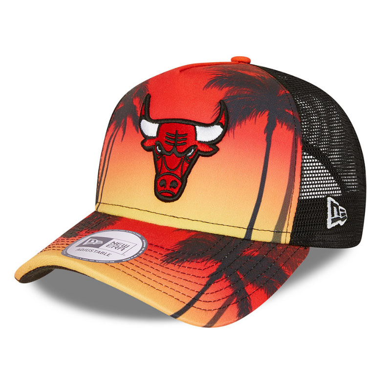 Cappello Chicago Bulls Summer City New Era NEW ERA   26   60137587BLK