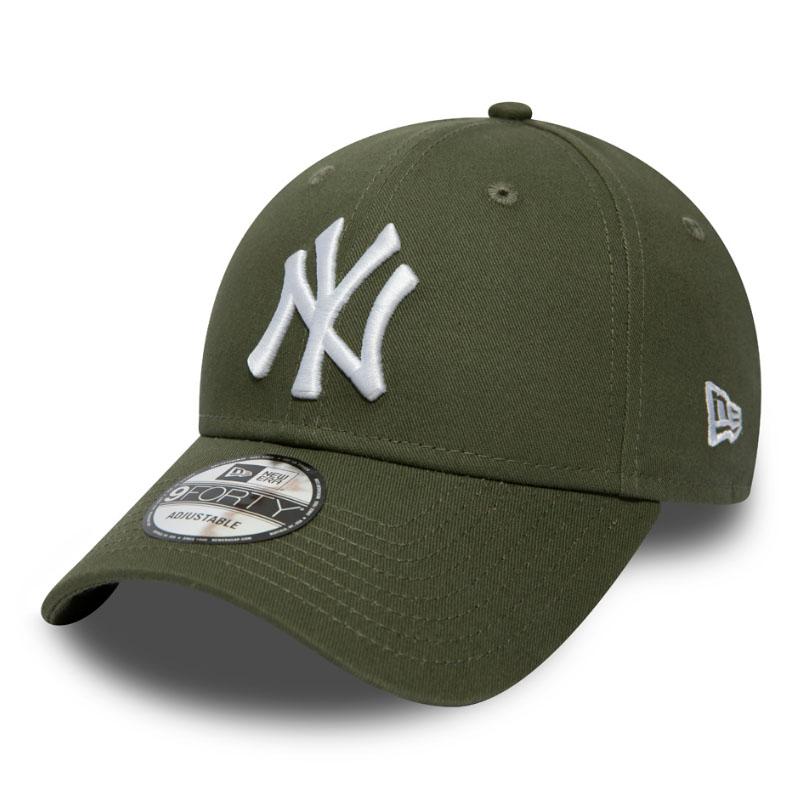 Cappello New York Yankees Essentials New Era NEW ERA   26   80636010NOVWHI
