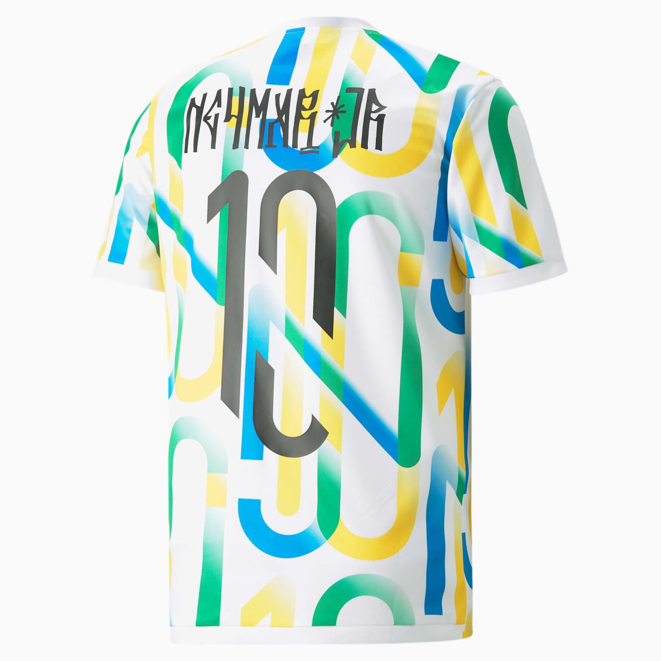 Maglia con grafica Neymar Jr Puma PUMA   -89515098   605568005