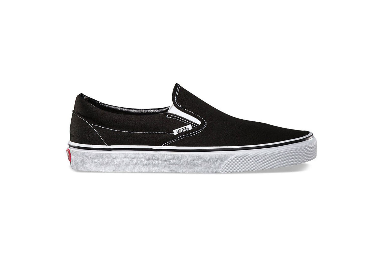 Vans Classic SlipOn VANS | 734540035 | VN000EYEBLK1