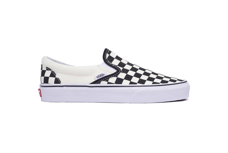 Vans Classic SlipOn Checkboard VANS   734540035   VN000EYEBWW1